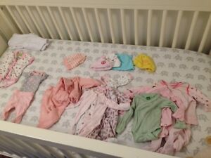 Girls' Preemie Clothing