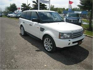 2007 Land Rover Range Rover Sport Supercharged  LOADED /NAV/ EXC