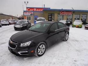 2016 CHEVROLET CRUZE LIMITED CAMERA BTOOTH EASY CAR FINANCE