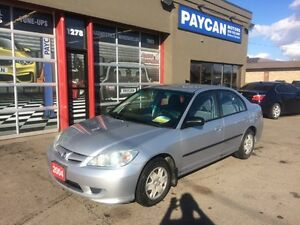2004 Honda Civic Sdn DX-G | WE'LL BUY YOUR VEHICLE!!