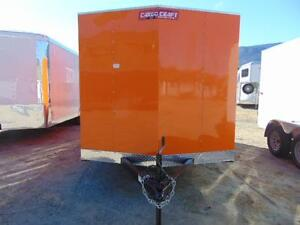 2016 Mirage CargoCraft 7X14 w. X Hgt and Barn Doors