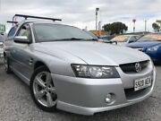 2004 Holden Ute VZ SS Silver 4 Speed Automatic Utility Para Hills West Salisbury Area Preview