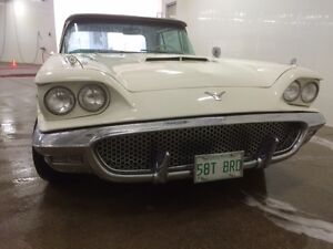 1958 Ford Thunderbird Coupe (2 door)  OBO Regina Regina Area image 5