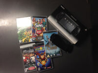 Sony PSP Portable with 5 games