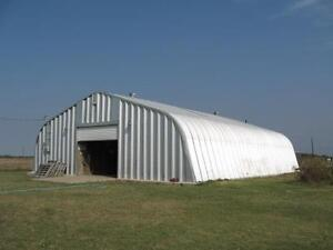 GREAT DEALS! - metal framed buildings AND quonsets! Moose Jaw Regina Area image 2