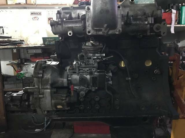 Toyota 14BT Turbo Engine   Engine, Engine Parts
