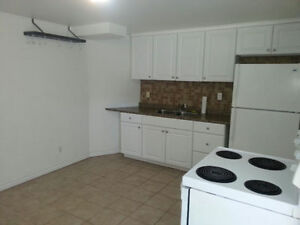 One bed apt. in clean, quiet and recently renovated buildings!