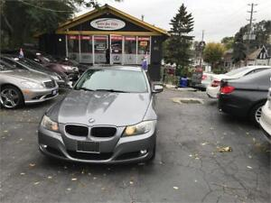 2009 BMW 3 Series 323i AUTO CERTIFIED NO ACCIDENT SUNROOF