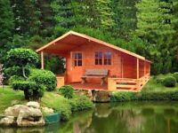 Summer house , green house , garden room , gardens house