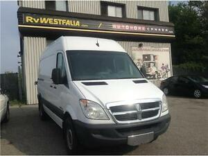 2009 Mercedes Dodge Sprinter Turbo Diesel 3,0L