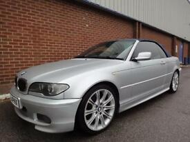 2004 BMW 3 SERIES 325 Ci Sport 2dr CONVERTIBLE