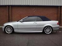 2004 BMW 3 SERIES 325 Ci Sport 2dr CONVERTIBLE