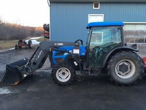 Landini Rex 95F Cab Tractor with Loader - FINANCING AVAILABLE!