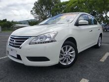 2013 Nissan Pulsar B17 ST White Diamond 0 Speed Continuous Variable Sedan Vincent Townsville City Preview