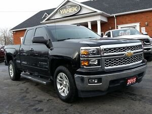 2015 Chevrolet Silverado 1500 LT 4x4, Bluetooth, Remote Start, T