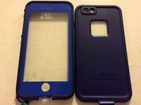 Blue Iphone 6 Life proof case
