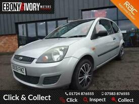 image for 2008 08 FORD FIESTA 1.4 STYLE TDCI 3D 68 BHP DIESEL