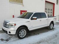 2013 Ford F-150 Platinum EcoBoost ~ 125,000kms ~ $28,999 Calgary Alberta Preview