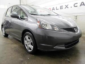 2012 Honda Fit LX AUTO A/C CRUISE 24$/SEMAINE *RÉSERVÉ*