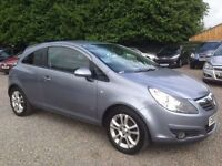 Vauxhall Corsa 1.2 SXI 16v, Mega Low 38,000 Miles Only, Full Service History, Superb Condition Car