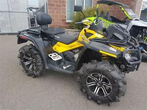 2012 Can Am 800 Xmr ATV $47 per week OAC @the MARS store