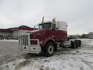 James Western Star - 2013 Kenworth w/Sleeper