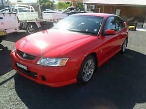 2003 Holden Commodore VY II S Red 5 Speed Manual Sedan Mudgee Mudgee Area Preview