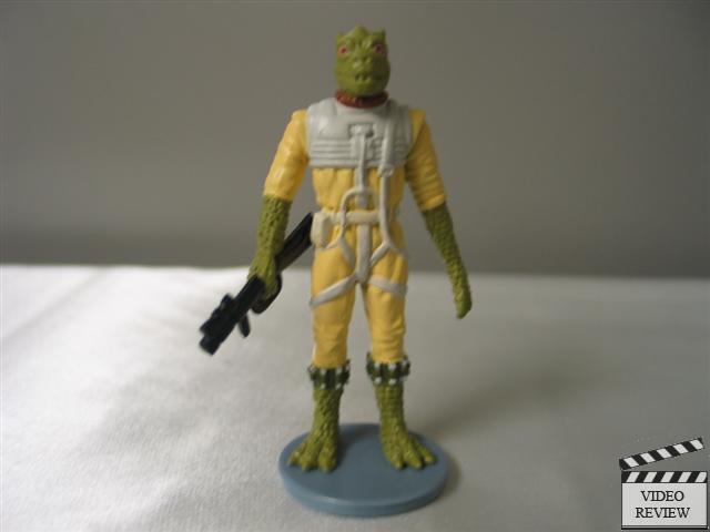Bossk 3 inch figurine, Star Wars; Applause NEW