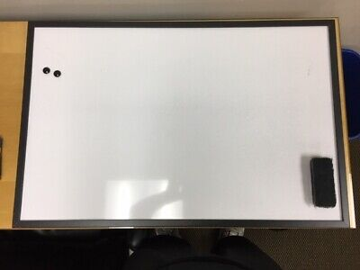 Magnetic White Board 36 X 24 - Local Pickup