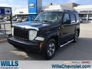 2008 Jeep Liberty SPORT | AS-IS | 4WD