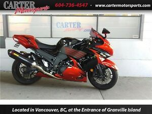 2009 Kawasaki Ninja ZX-14 - REDUCED SAVE $604!