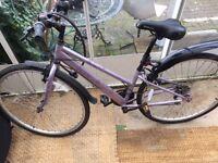 bike - ladies - 26 inch wheel