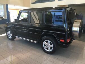 2007 Mercedes-Benz G-Class Leather SUV, Crossover