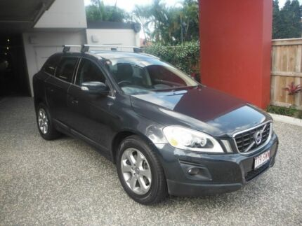 2009 Volvo XC60 DZ MY10 T6 AWD Grey 6 Speed Auto Geartronic Wagon Kedron Brisbane North East Preview