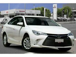 2017 Toyota Camry ASV50R Altise Diamond White 6 Speed Sports Automatic Sedan Adelaide CBD Adelaide City Preview