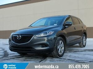 2015 Mazda CX-9 GS AWD/ROOF/LEATHER/HEATED SEATS