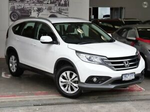 2012 Honda CR-V RM VTi-S 4WD White 5 Speed Automatic Wagon Doncaster Manningham Area Preview
