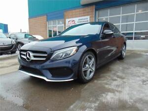 MERCEDES C300 4 MATIC 2015*****SPORT PACKAGE****AMG****