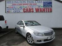 2008 Mercedes-Benz C180 Kompressor 1.6 Blue F auto SE, LOW MILES