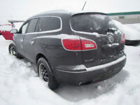 Parting Out 2014 Buick Enclave