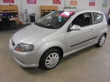 2007 Holden Barina TK MY08 Silver 5 Speed Manual Hatchback Wangara Wanneroo Area Preview