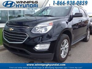 2016 Chevrolet Equinox AWD 1LT Sunroof Power Seat No Accidents