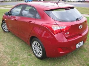 2015 Hyundai i30 GD3 Series 2 Active Red 6 Speed Automatic Hatchback South Grafton Clarence Valley Preview