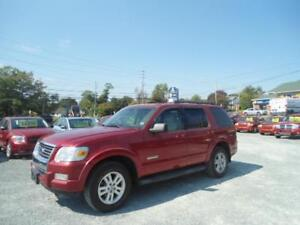 GREAT DEAL! 2008 FORD EXPLORER 7 PASS, 4X4 4.0 V6 ! NEW MVI!