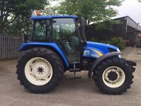 2005 New Holland TLA90 Dual Command