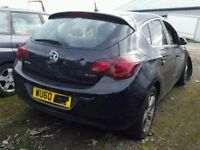 VAUXHALL ASTRA J 2010 ONWARDS 1.7 CDTI 6 SPEED BREAKING FOR SPARES TEL 07814971951