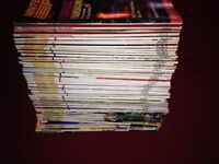 Lot of 46 Nintendo Power Magazine Only 7 No poster Rare