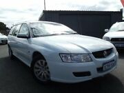 2007 Holden Commodore VZ MY06 Upgrade Acclaim White 4 Speed Automatic Wagon East Victoria Park Victoria Park Area Preview