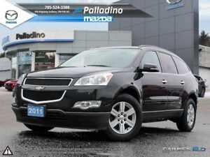 2011 Chevrolet Traverse 1LT - AWD - HEATED SEATS - CERTIFIED