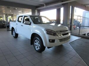 2016 Isuzu D-MAX LS-M Splash White Automatic Dual Cab Thornleigh Hornsby Area Preview